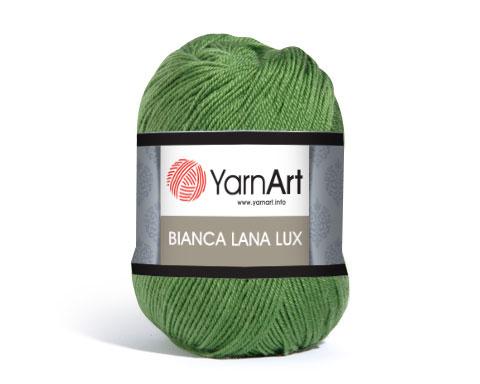 fir-de-tricotat-verde-bianca-lana-lux